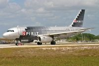 Photo: Spirit Airlines, Airbus A319, N507NK