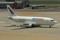 Photo: Interair South Africa, Boeing 737-200, ZS-SIH