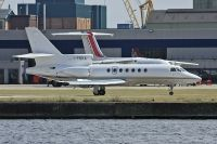 Photo: Untitled, Dassault Falcon 50, I-PBRA