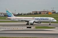 Photo: Euro Atlantic Airways, Boeing 757-200, CS-TLX