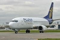 Photo: Pluna, Boeing 737-300, CX-PUA