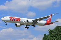 Photo: TAM, Boeing 777-300, PT-MUD