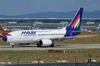 Photo: Malev - Hungarian Airlines, Boeing 737-700, HA-LOB