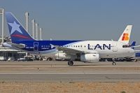 Photo: LAN Airlines, Airbus A318, CC-CZJ