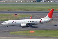 Photo: JAL Express - JEX, Boeing 737-800, JA327J