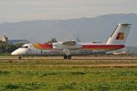 Photo: Air Nostrum, De Havilland Canada DHC-8 Dash8 Series 300, EC-ICX