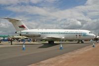 Photo: Omani Air Force, BAC One-Eleven 400, 552