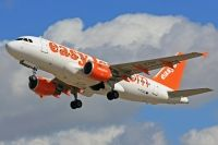 Photo: EasyJet Airline, Airbus A319, G-EZGG