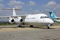 Photo: Untitled, British Aerospace BAe 146-300, ZS-SOU