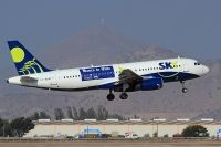 Photo: Sky Airline, Airbus A320, CC-ABW