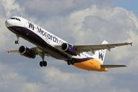 Photo: Monarch Airlines, Airbus A321, G-OZBO