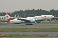 Photo: Austrian Airlines, Boeing 777-200, OE-LPC