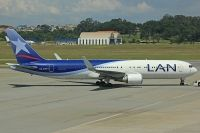 Photo: LAN Airlines, Boeing 767-300, CC-CWF