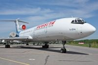 Photo: Rossiya Airlines, Tupolev Tu-154, RA-85836