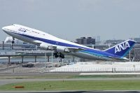 Photo: All Nippon Airways - ANA, Boeing 747-400, JA8959