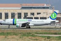 Photo: Transavia, Airbus A320, F-HBNA