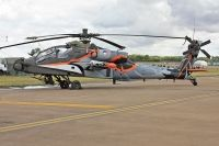 Photo: Royal Dutch Air Force, Boeing Apache AH-64, Q-17