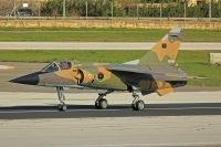 Photo: Libyan Air Force, Dassault Mirage F.1, 502