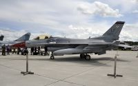 Photo: United States Air Force, Lockheed Martin F-16D, AF94270