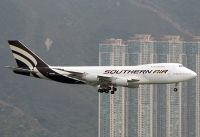Photo: Southern Air, Boeing 747-200, N760SA