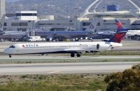 Photo: Delta Air Lines, McDonnell Douglas MD-90, N931DN