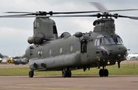 Photo: Royal Air Force, Boeing CH-47 Chinook, ZD574