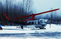Photo: Untitled, Bell 205, C-GVHQ