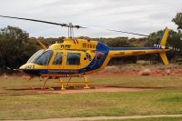 Photo: Professional Helicopter Services, Bell 206 Jet Ranger, VH-PHF