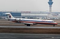Photo: American Eagle, Bombardier CRJ-1000, N500AE