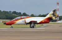 Photo: Spanish Air Force, CASA C101, E24-87
