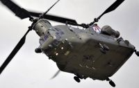 Photo: Royal Air Force, Boeing CH-47 Chinook