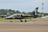 Photo: Breitling Jet Team, Aero L-39/59/139/159 Albatros, ES-YLX