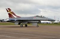 Photo: Denmark - Air Force, Lockheed Martin F-16D, E-194
