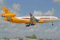 Photo: Centurion Air Cargo, McDonnell Douglas MD-11, N984AR