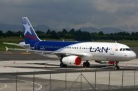 Photo: LAN Colombia, Airbus A320, CC-CQN