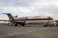 Photo: Aerosucre Colombia, Boeing 727-100, HK-727