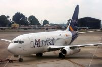 Photo: AeroGal, Boeing 737-200, HC-CER