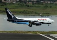 Photo: Sterling Airways, Boeing 737-700, OY-MRH