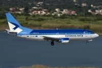 Photo: Estonian Air, Boeing 737-300, ES-ABJ