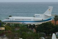 Photo: Untitled, Dassault Falcon 900, EC-KFA