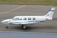 Photo: Myflug hf, Piper PA-31-350 Navajo Chieftan, TF-MYV