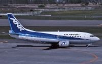 Photo: Air Nippon - ANK, Boeing 737-500, JA8500