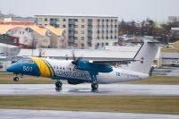 Photo: Swedish Coast Guard, De Havilland Canada DHC-8 Dash8 Series 300, SE-MAA