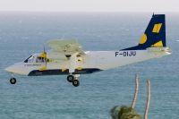 Photo: St. Barth Commuter, Britten-Norman BN-2A Islander, F-OIJU