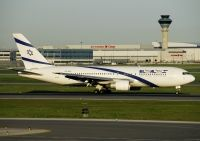 Photo: El Al Israel Airlines, Boeing 767-200, 4X-EAF