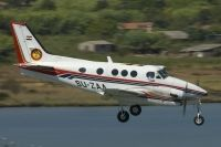 Photo: Untitled, Beech King Air, SU-ZAA