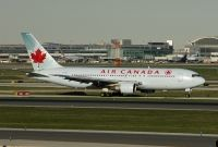 Photo: Air Canada, Boeing 767-200, C-FVNM