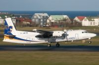 Photo: Flugfélag Íslands (Air Iceland), Fokker F50, TF-JMR