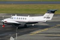 Photo: Icelandic CAA, Beech King Air, TF-FMS
