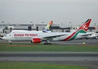 Photo: Kenya Airways, Boeing 777-200, 5Y-KYZ